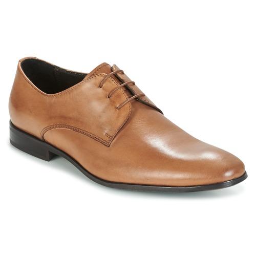 Zapatos especiales para hombres y mujeres Carlington MOMENTA Marrón