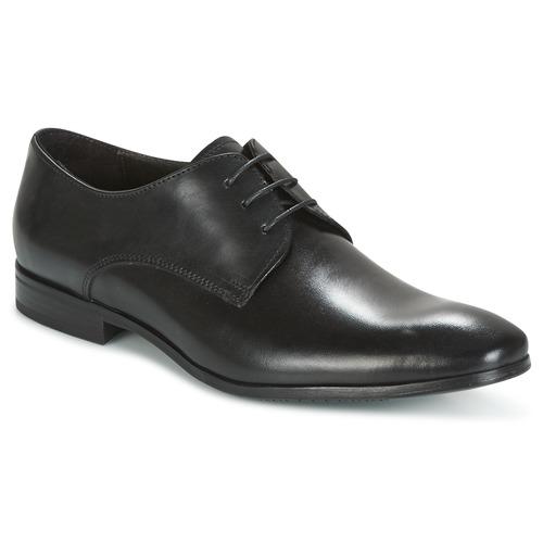 Zapatos especiales para hombres y mujeres Carlington MOMENTA Negro
