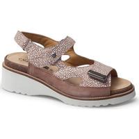 Zapatos Mujer Sandalias Calzamedi THANA BEIGE