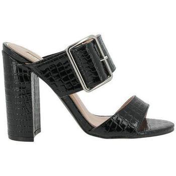 Zapatos Mujer Zuecos (Mules) Blogger BO-15077 Black