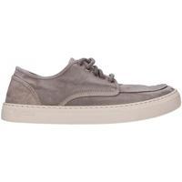 Zapatos Hombre Zapatos náuticos Natural World 6604E gris