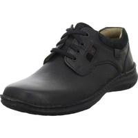 Zapatos Hombre Derbie Josef Seibel Anvers Negros