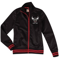 textil Mujer Chaquetas de deporte Mitchell And Ness  Negro