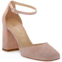 Zapatos Mujer Zapatos de tacón Priv Lab PHARD CAMOSCIO Rosa