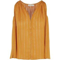 textil Mujer Tops / Blusas See U Soon 20211125 - Mujer amarillo