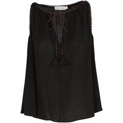 textil Mujer Tops / Blusas See U Soon 20111143 - Mujer negro