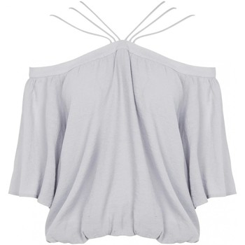 textil Mujer Tops / Blusas See U Soon Tops / T-shirts 20111182 - Mujer gris