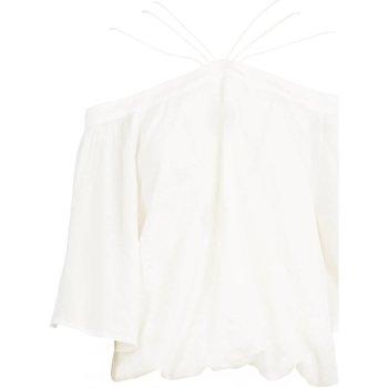 textil Mujer Tops / Blusas See U Soon 20111182 - Mujer blanco