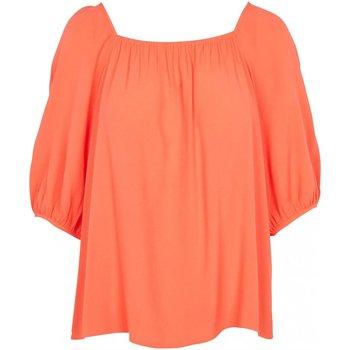 textil Mujer Tops / Blusas See U Soon 20111195 - Mujer naranja