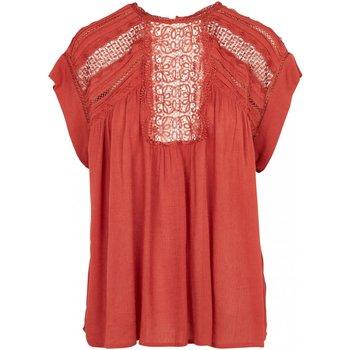 textil Mujer Tops / Blusas See U Soon 20112148 - Mujer naranja