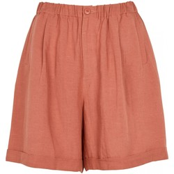 textil Mujer Shorts / Bermudas See U Soon 20149126B - Mujer naranja