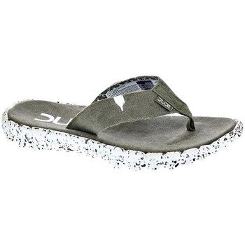 Zapatos Hombre Chanclas Dude Sava Gris