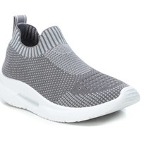 Zapatos Mujer Slip on Xti 49823 GRIS Gris