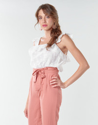 textil Mujer Tops / Blusas Betty London OOPSA Blanco