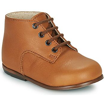 Zapatos Niños Zapatillas altas Little Mary MILOTO Marrón