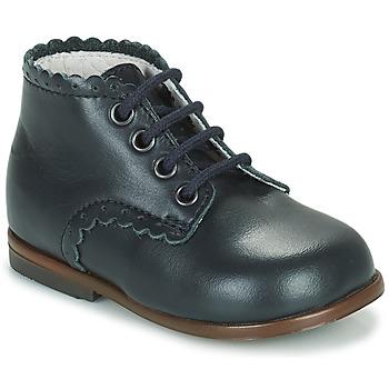 Zapatos Niña Zapatillas altas Little Mary VIVALDI Azul