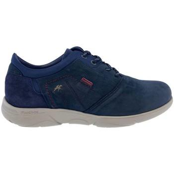 Zapatos Hombre Derbie Fluchos Zapatos  F1060 Marino Azul