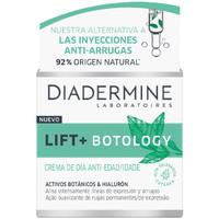 Belleza Mujer Antiedad & antiarrugas Diadermine Lift + Botology Crema Día Anti-arrugas  50 ml