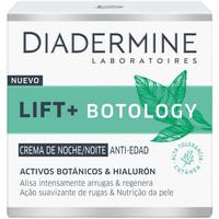 Belleza Mujer Antiedad & antiarrugas Diadermine Lift + Botology Crema Noche Anti-arrugas  50 ml
