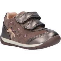 Zapatos Niña Multideporte Geox B040AA 022NF B EACH Gris