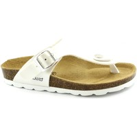 Zapatos Niños Chanclas Grunland GRU-RRR-CB2419-PE Argento
