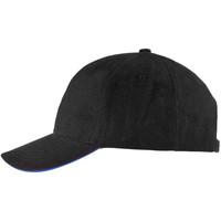 Accesorios textil Gorra Sols Buffalo Negro/Azul Real