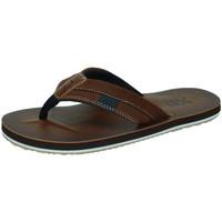 Zapatos Hombre Chanclas Xti Sandalias dedo Marrón