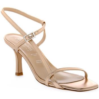 Zapatos Mujer Sandalias Priv Lab RAME 1715 Marrone