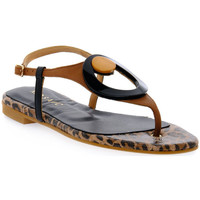 Zapatos Mujer Sandalias Priv Lab MOSAIC MORO ALLURE Marrone
