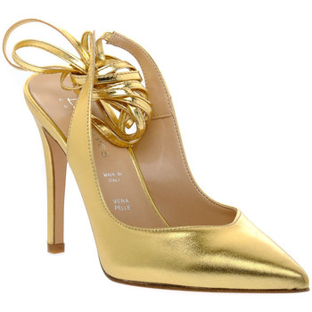 Zapatos Mujer Zapatos de tacón Priv Lab ORO LAMINATO Dorato