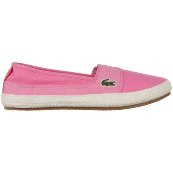 Zapatos Mujer Slip on Lacoste Marice 218 1 Caw Rosa