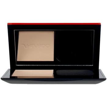 Belleza Mujer Base de maquillaje Shiseido Synchro Skin Self-refreshing Custom Finish Powder Fdt. 130