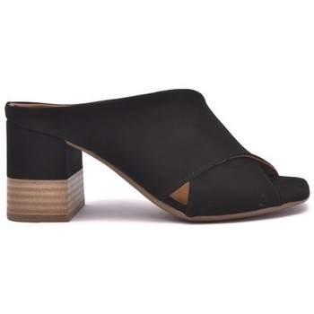 Zapatos Mujer Zuecos (Mules) Alpe VALERY Negro