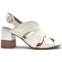 Zapatos Mujer Sandalias Alpe VALERY Blanco