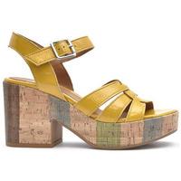 Zapatos Mujer Sandalias Alpe BAHAMAS Mostaza