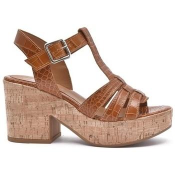 Zapatos Mujer Sandalias Alpe BAHAMAS Cuero