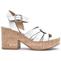 Zapatos Mujer Sandalias Alpe BAHAMAS Blanco