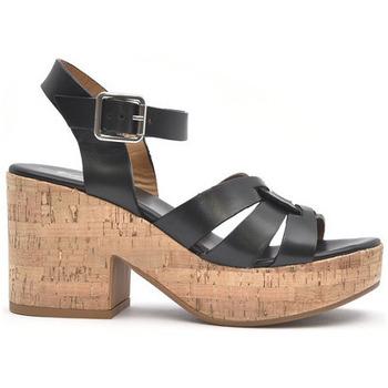 Zapatos Mujer Sandalias Alpe BAHAMAS Negro