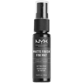 Belleza Fijadores Nyx Matte Finish Setting Spray Mini  18 ml