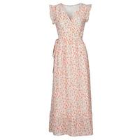 textil Mujer Vestidos largos Betty London OULANE Rosa