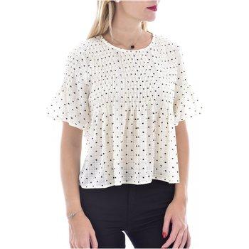 textil Mujer Tops / Blusas See U Soon 20119097B - Mujer blanco