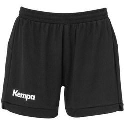 textil Mujer Shorts / Bermudas Kempa Short femme  Prime noir