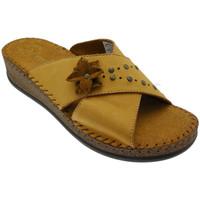 Zapatos Mujer Zuecos (Mules) De Fonseca DEFONEULALIAcuo marrone