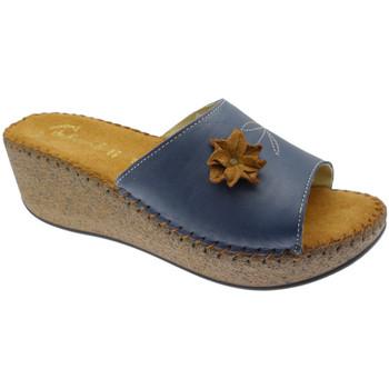 Zapatos Mujer Zuecos (Mules) De Fonseca DEFONDEVOTAblu blu
