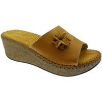 Zapatos Mujer Zuecos (Mules) De Fonseca DEFONDEVOTAcuo marrone