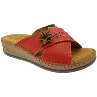 Zapatos Mujer Zuecos (Mules) De Fonseca DEFONEULALIAros rosso
