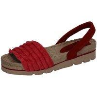 Zapatos Mujer Sandalias Blusandal Mediterraneas sparto CORAL
