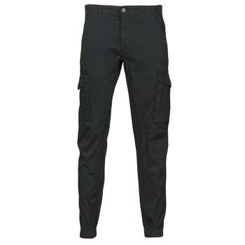 textil Hombre Pantalón cargo Jack & Jones JJIPAUL Negro