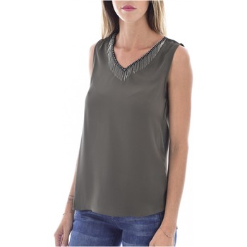 textil Mujer Tops / Blusas Molly Bracken Tops / T-shirts G663A19 verde