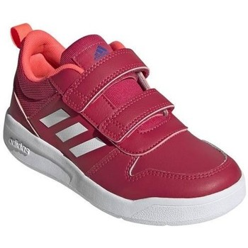 Zapatos Niños Fitness / Training adidas Originals Tensaur C Blanco,Rojos